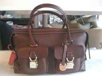 FOR SALE $200 AUTHENTIC DOONEY & BOURKE SATCHEL BAG
