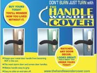 The Handle Wonder Cover. MADE IN THE USA The Handle