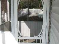 Porch Door....this door is like brand new....it is not
