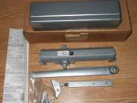 Sargent 1250 Series Adjustable Cast Iron Door Closer