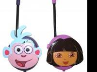 Dora & Boots Walkie Talkies. Are you looking for a