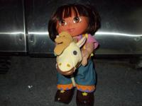 Hi, I have Two Dancing Dora Dolls that still work great