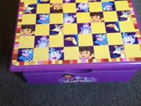 Dora Game House includes great deals of enjoyable Dora