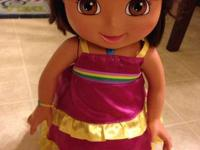 I am selling 5 Dora dolls that are in great condition.