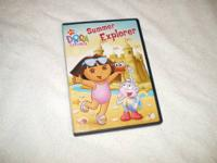 I have a wonderful Dora the Summer Traveler Program /