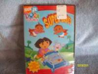 New Dora Super Babies DVD, unopened. Asking $6.00.