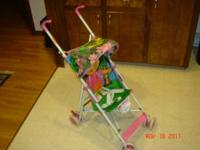 I have a Dora the Explorer Umbrella Stroller for sale.