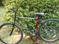 """Great Columbia 18 speed mountain bike with the """"Dos"""
