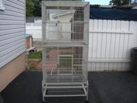 Great present for the holidays! This a terrific cage