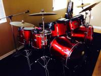 I special ordered this kit in 2005, it's a Ddrum Diablo