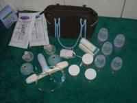 I am selling a brand new double breast pump. I thought