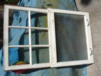 "These window sashes are 29 & 7/8"" wide. The bottom sash"
