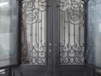DOUBLE IRON DOOR - $3999 INCLUDED TAX (Houston,