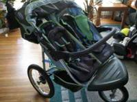 Double Jogging stroller for sale We have a double