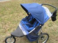 This stroller is wonderful! Like new condition. Need to