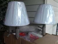 Brand new in the box! Trinity Lighting, Pewter finish,