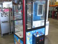 "2013 Coastal Amusements Double Play 31"" Crane Game"