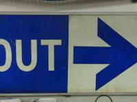 Need to indicate your home's exit? This is an excellent