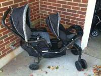 Gently used Double Stroller. Very good condition.