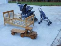 double stroller and a single stroller also have a