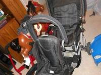 This stroller is in great shape, non-smoking family,