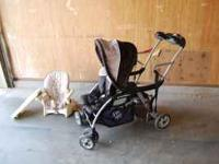 like new double stroller. call or text  Location: