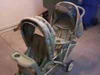 I have a graco double stroller for sale. I'm asking