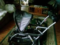 Double stroller excellent condition. When it was