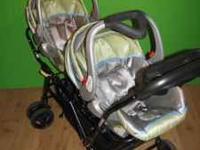 Baby Trend Snap n Go Stroller Includes 2 Flex Loc