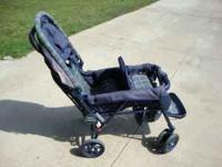 Graco Double stroller for sale. An older model but