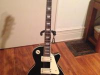 Gently Used/Like New Douglas Shadow Les Paul-Style