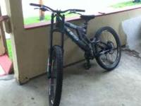 I have a Specialized Big Hit 2 MTB for sale or trade.