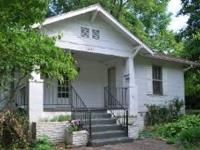 Remarkable North Knoxville duplex, well situated rental