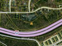 This is almost 6 ACRES situated close to Downtown