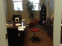 Approx. 1,200 sf and free office furnature for 6