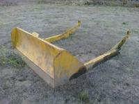 I have a dozer blade for sale I also have to brakets to
