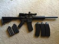 For sale or trade. DPMS AR-15 A3 Flat-Top Conversion