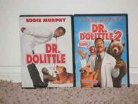 $3.00 each or set for $5.00 Dr. Dolittle -- Eddie