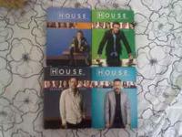 I have HOUSE DVD's for sale. 10$ a piece... Minor