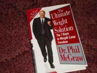 "Dr. Phil's ""Ulimate Weight Solution"" Book. Retail Price"