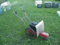 I have for sale a DR Trimmer / mower Easy to handle