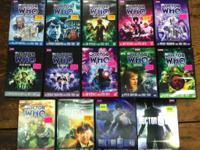 Just got in a huge group of Dr. Who DVDs. Single disc
