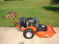 DR Commercial Field & Brush Mower, 15hp Kawasaki Twin