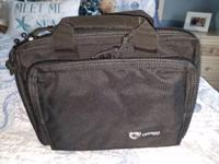 Drago Gear - Range or Carry Bags for 2 revolvers. Have