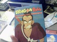 Dragon Ball Red Ribbon Army- White's Last Stand VHS,