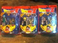 8 single pack dragon ball z action figure $25 each 1