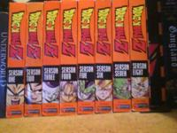 I have the dragon ball z series complete 170 obo