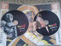 Dragon Ball Z movie collection #2 great and in very