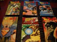 Dragon Ball Z VHS Tapes Excellent Condition 1) Kid Buu