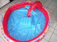 I have a dragon pool (bought in August 2010) that has a